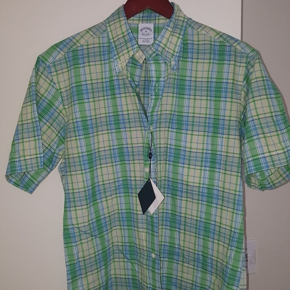 Brooks Brothers Other - Brooks Brothers Madras Shirt